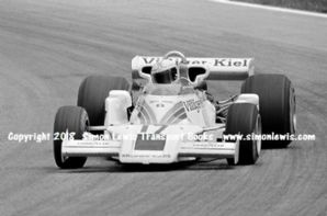 Shadow DN8. Alan Jones . Photo. Austrian GP 1977 (winner)
